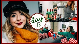 PRESENT STEALING & ELF PARTY  | VLOGMAS