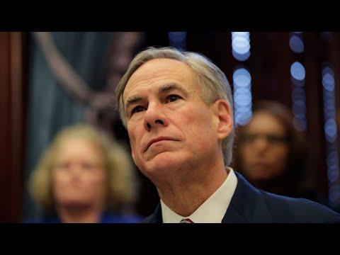 Texas Gov. Greg Abbott Gives Coronavirus Updates  (Live Stream) | NBC News