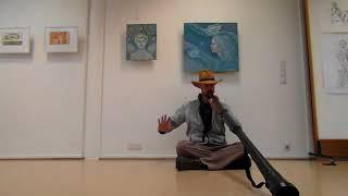 Manupeo - Art Connection - 30 Day Didgeridoo Challenge
