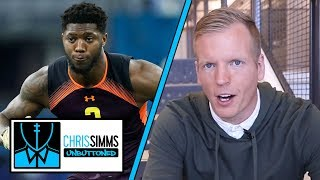 NFL Draft 2019 countdown: Bucs need to go defense at No. 5 | Chris Simms Unbuttoned | NBC Sports