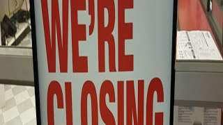 Store Closing?! Now What?