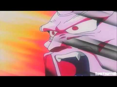 Goku Vs Omega Shenron HD - AMV