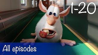 Booba - Compilation of All 20 episodes + Bonus - Cartoon for kids