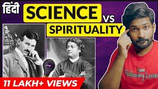 Swami Vivekananda and Tesla | Swami Vivekananda inspired Tesla with vedas | Abhi and Niyu