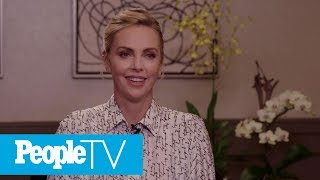 Charlize Theron Says Losing 50 Pounds In Her 40s Is A Lot Harder | PeopleTV | Entertainment Weekly