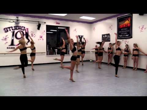 Meet Chloe Lukasiak's new dance studio! Team Chloe Dance Project