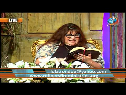 Refiners Fire with Rev Lola Rondou 07-21-2020