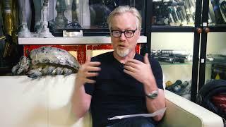 Adam Savage's Top 5 Science Fiction Books