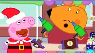 Peppa Pig Official Channel | Peppa Pig at the Christmas Market