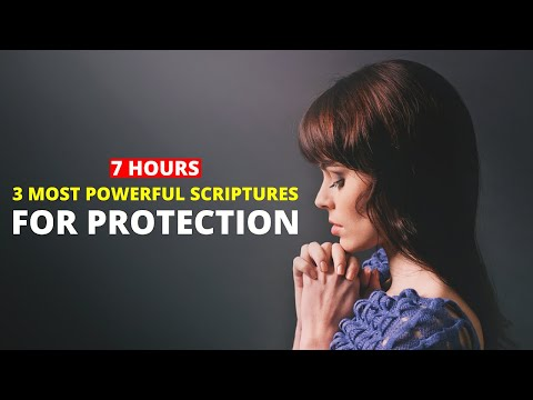 3 Powerful Scriptures for Protection