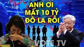 Thông qua luật an ninh mạng chứng khoán mất 10 tỷ Đô La - Nguyễn Thị Kim Ngân có thoát tội#Vote Tv