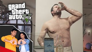 Rich Indian Uncle in GTA V | SlayyPop