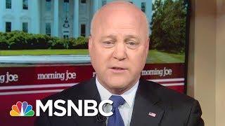 Mayor Mitch Landrieu Says Boycotting White House Meeting Is 'Troubling' | Morning Joe | MSNBC