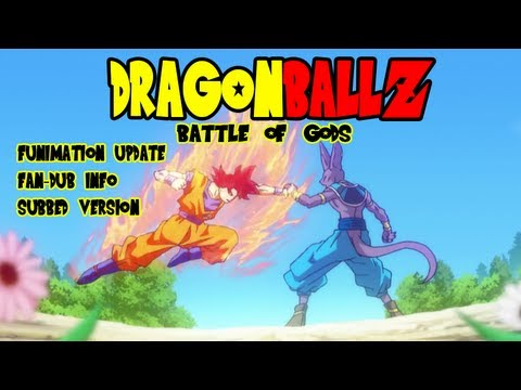 Dragonball Battle Of Gods Ger Dub