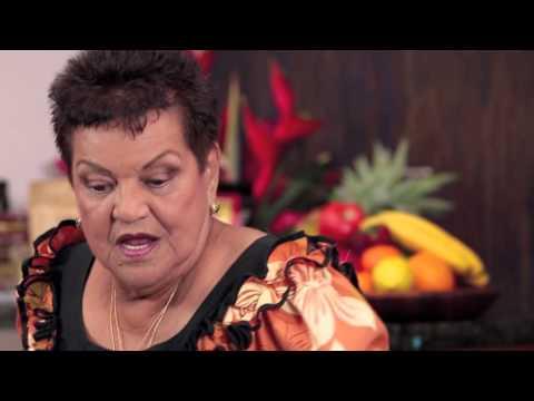 Cooking hawaiian Style: Aunty Bea Rodrigues