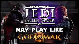 Star Wars Jedi Fallen Order may play like God of War 3 | All we Know