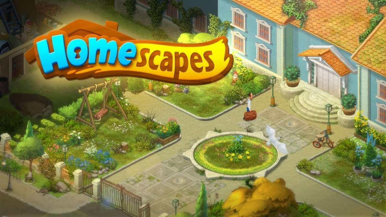 Jogue Homescapes para PC 2