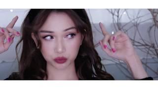 Makeup Tông Đỏ Mận | Red Plum Makeup | Si Thanh