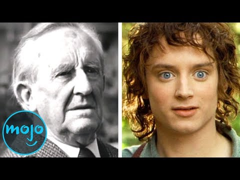 Top 10 Epic Facts About J.R.R. Tolkien
