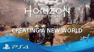 Horizon Zero Dawn - La creazione del mondo