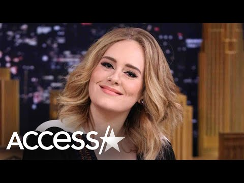 Adele Gets Candid On New Boyfriend, Divorce & Weight Loss
