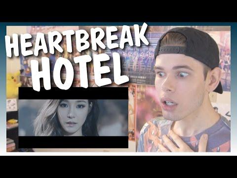 MV Reaction I TIFFANY 티파니_Heartbreak Hotel