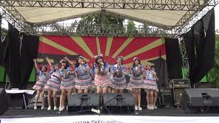 JKT48 Tim T Pensi SMA Negeri 67 Jakarta 20-10-2018 FANCAM