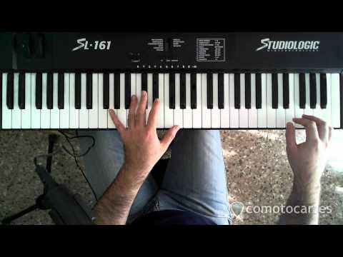 comotocar.es - Como tocar el piano - 22 - Acordes y arpegios