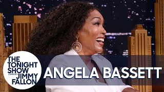 Black Panther's Angela Bassett Surprised Tiffany Haddish with an Unexpected Visit