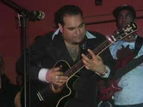 EL CHAVAL - Homenaje a Luis Segura (Bachata 2008).flv