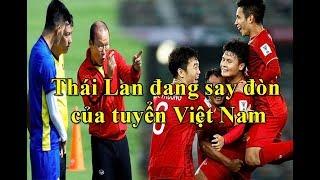 King's cup-Thái Lan quá thiện chiến nên ông Park Hang Seo sẽ làm điều này cho tuyển Việt Nam