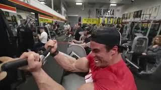 Arnold son (calum von moger) Bicep workout