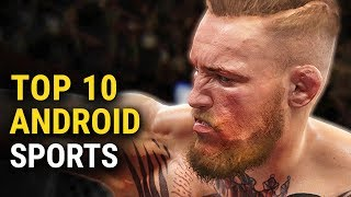 Top 10 Android Sports Games | whatoplay