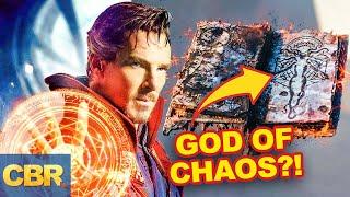 Marvel Reveals Doctor Strange New Villain