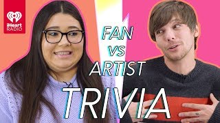 Louis Tomlinson Goes Head to Head With His Biggest Fan! | Fan Vs Artist Trivia