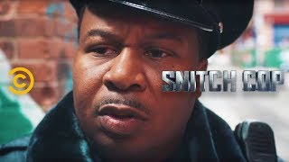 Snitch Cop: Money Is a Powerful Motivator - Roy Wood Jr.