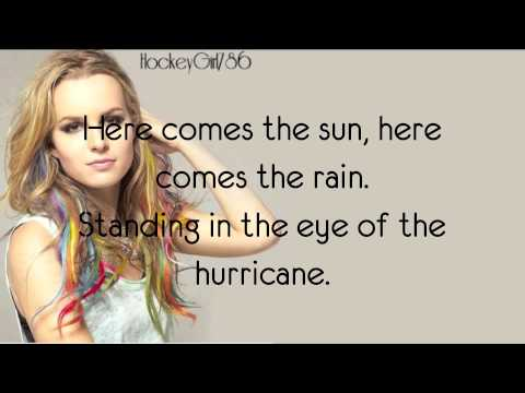 Baixar Hurricane- Bridgit Mendler (Official Lyrics)