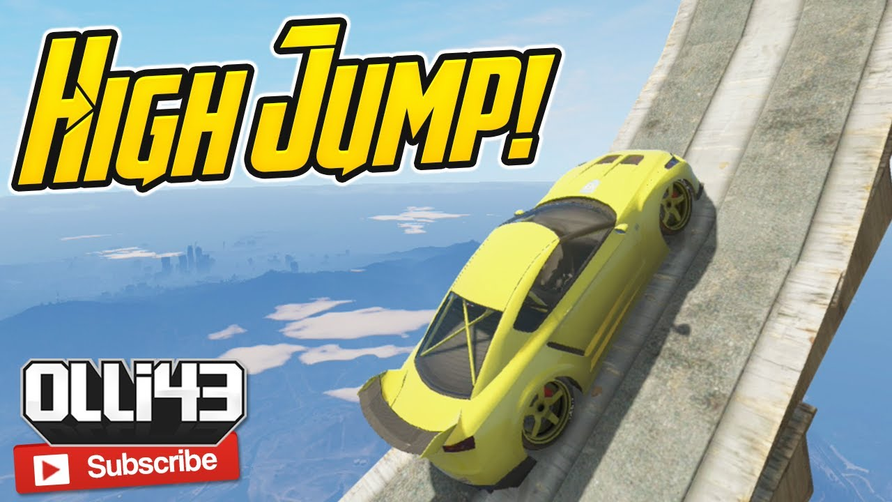 Gta Online Custom Race Epic Mega Ramp – Desenhos Para Colorir