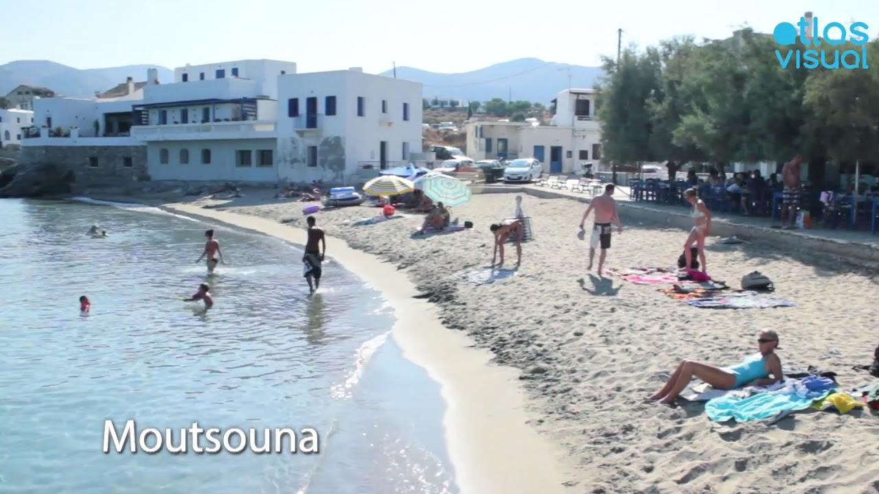 Moutsouna Naxos Moutsouna Naxos Greece Video