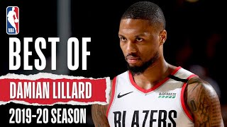 Damian Lillard Full 2019-20 Season Highlights