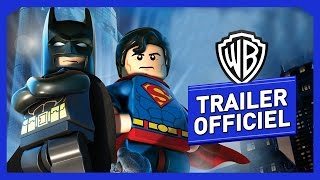 Lego batman 2 : dc super heroes :  bande-annonce VO