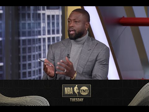 D-Wade, Shaq & Candace Parker Discuss the Boston Celtics' Season Struggles   NBA on TNT Tuesday