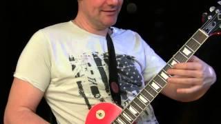 Guitar Lesson - Advanced Blues Improvisation Concept