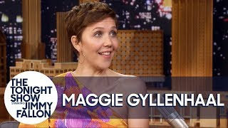 Maggie Gyllenhaal Makes Her Directorial Debut After Writing a Letter
