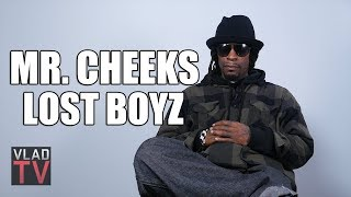 Mr. Cheeks on Lost Boyz' Spigg Nice Getting 37 Years for Bank Robbery (Part 5)