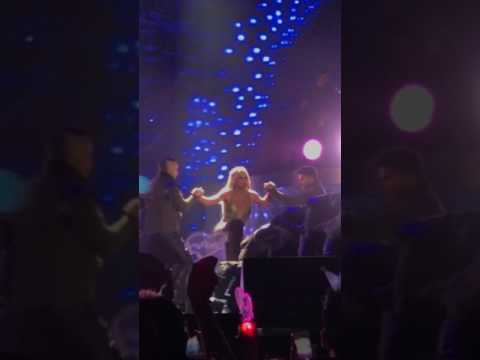 Britney Spears live in seoul