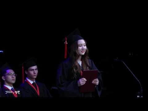 170526 프리스틴 성연 졸업식 - Graduation speech