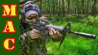Troy GAU-5/A/A rifle, a military classic reborn
