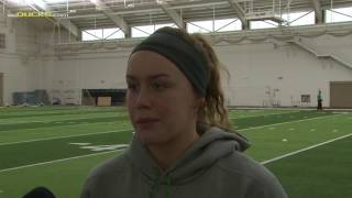 Miranda Elish on Upcoming First Season as a Duck