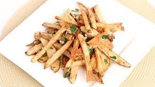 Best Oven Fries Recipe! - Laura Vitale - Laura in the Kitchen Episode 773